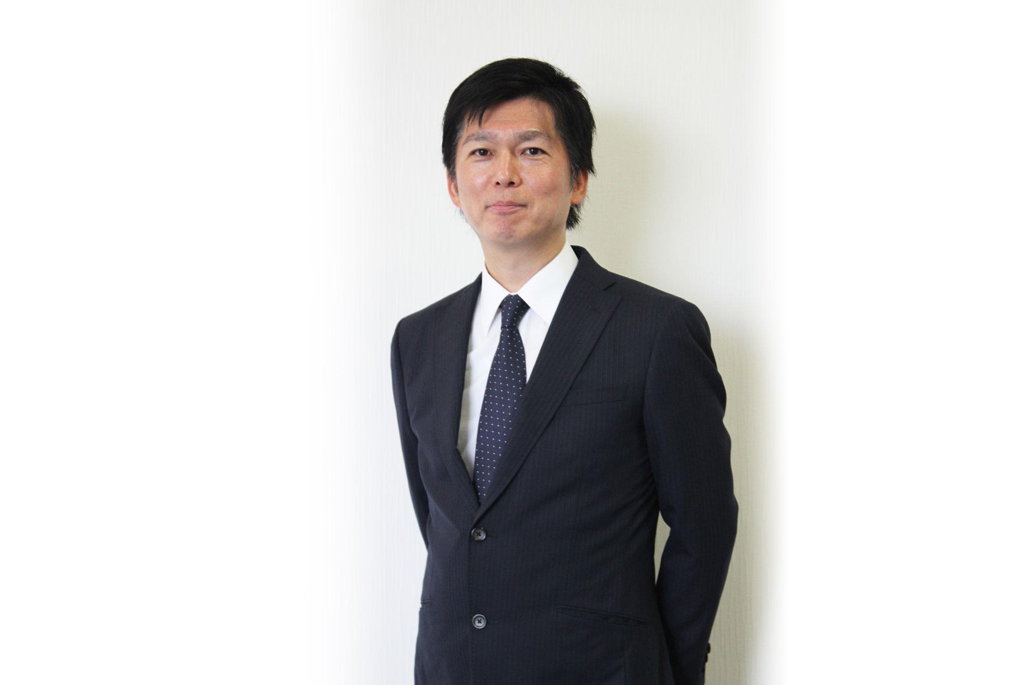 代表取締役社長 山田 卓司