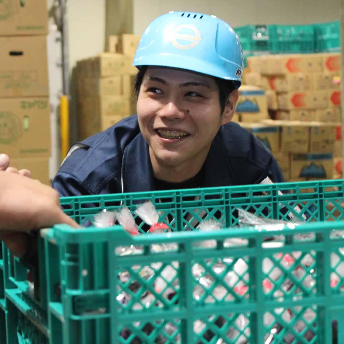 KDC(京都物流センター) 主任 倉庫業務