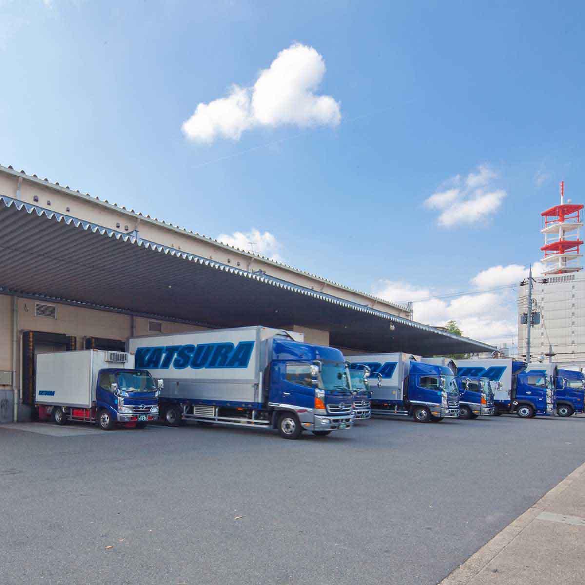 京都物流センター(KDC)